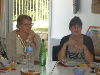 Aurélie Chauveau et Catherine Wojcik, La Maline