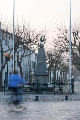 La Flotte - Monument aux morts