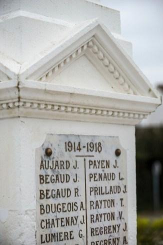 Les Portes-en-Ré - Monument aux morts