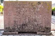 Saint-Martin de Ré - Monument aux morts - Allemands