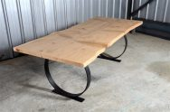 table industrielle design