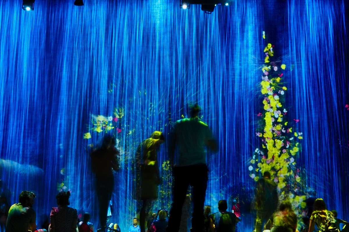 teamLab – ohne Limit