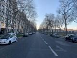 Paris vide