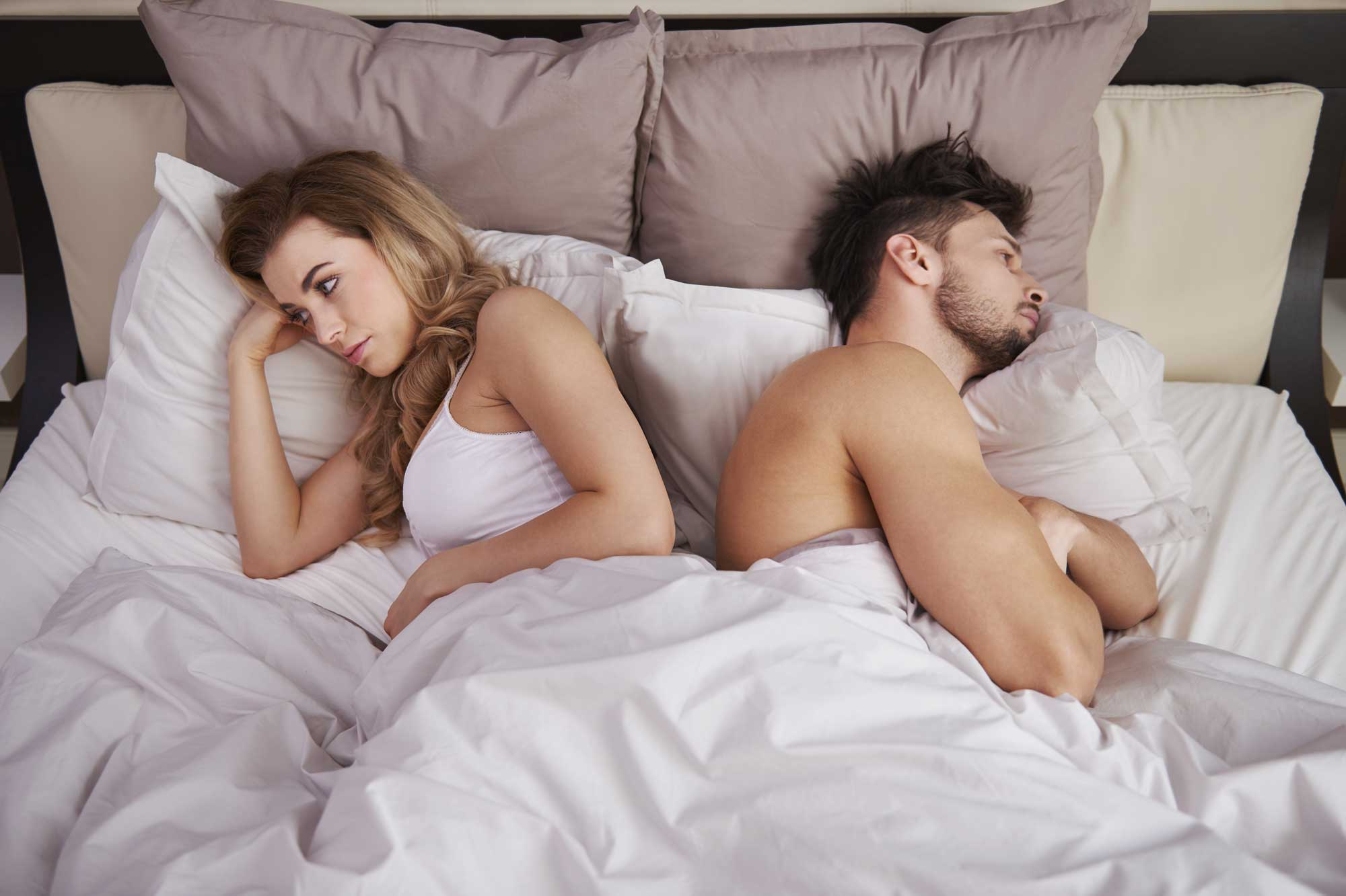 Local Couple: Sex Was Really Good Until Husband Got Involved