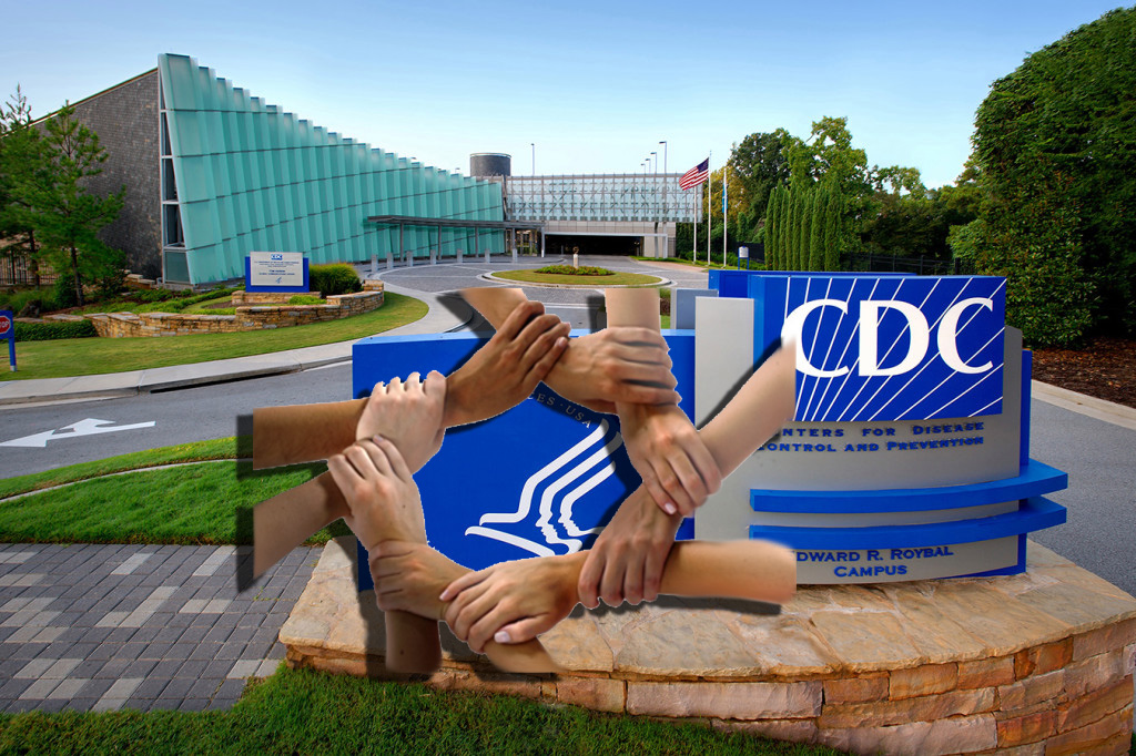 "CDC Releases New Urgent Guidelines for ""Safe and Healthy"" Circle Jerking"