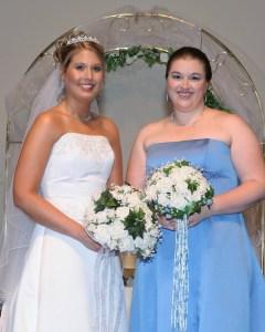 Lauren and Tanya 7-6-07