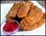 Fiber Fried Chicken Strips