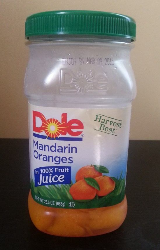 Mandarin Oranges (in juice)
