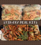 Chicken Stir Fry Meal Kits