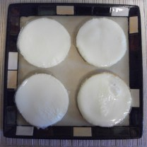 Egg Whites cooling