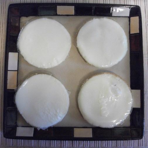 Egg Whites cooling