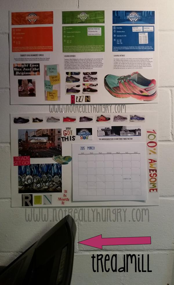 Running Motivation Boards