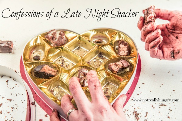 Confessions of a Late Night Snacker