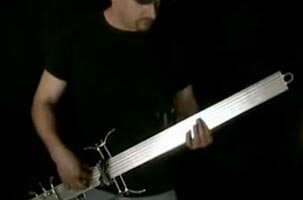 Crazy Bass: The Spaceman Dominator