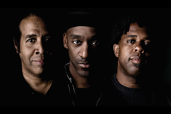 SMV: Stanley Clarke, Marcus Miller and Victor Wooten in Studio Interview and Performance