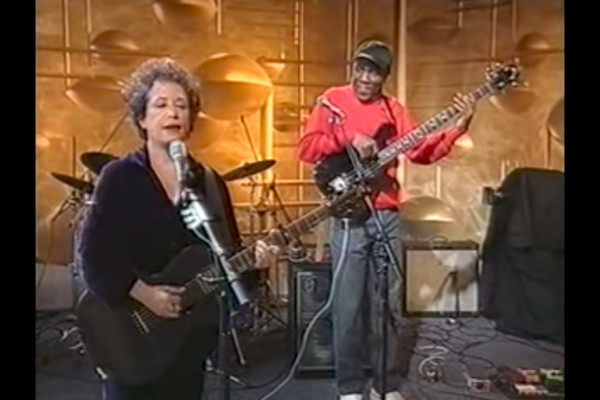 Janis Ian and Richard Bona duet: At Seventeen