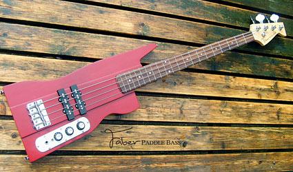 Faber Paddlebass