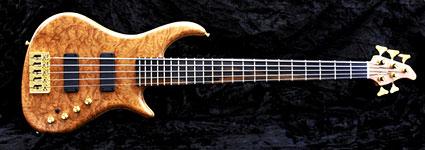Pedulla Nuance Bass Guitar