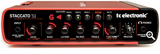 TC Electronic Staccato'51 Bass Head
