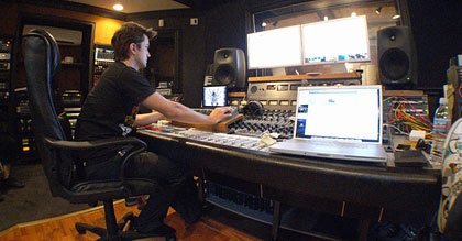 Mark Hoppus Studio