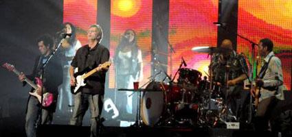 Eric Clapton Tour