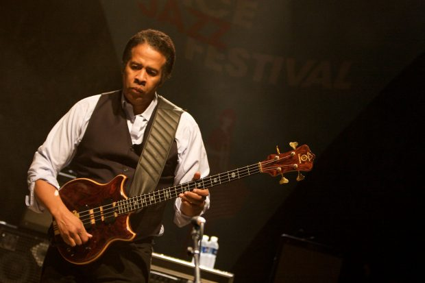 Stanley Clarke by Guillaume Laurent