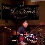 Doug Johns live at the NAMM 2010 Bass Bash