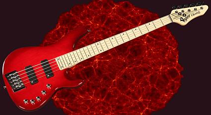 Vigier Excess 5-string bass