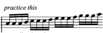 Improving Rhythmic Accuracy by Subdividing - figure 5