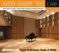 Avery Sharpe Trio: Live