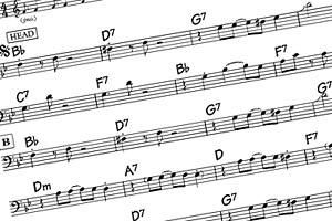 Reading a Lead Sheet – A How To Guide