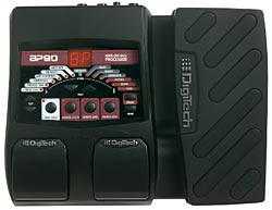 Gear Watch: Digitech BP90 Multi-Effects Processor