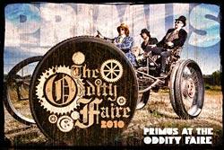Primus: Oddity Faire