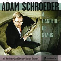 """Adam Schroeder Releases """"A Handful of Stars"""" with John Clayton"""