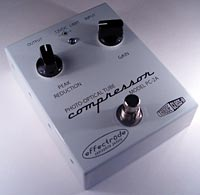 Gear Watch: Effectrode PC-2A Photo-optical Compressor Pedal