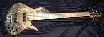 Erizias Custom Bass