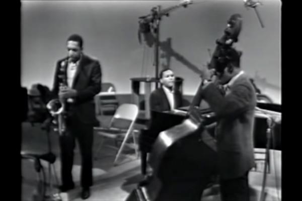 Jimmy Garrison with John Coltrane: Impressions