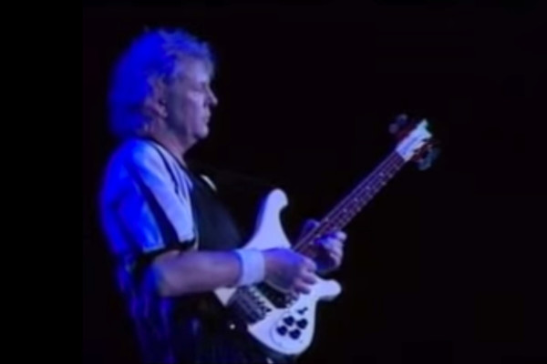 "Chris Squire: ""The Fish"" Solo, 1991"