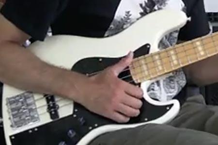 Lesson: Slap Bass 101