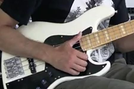 Lesson: Slap Bass 101