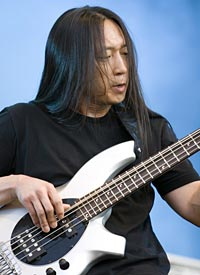 "Dream Theater's John Myung on Band's Future and ""Greatest Bassist"" Title"