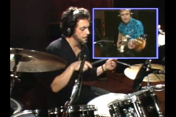 Will Lee & Steve Gadd Jam Session