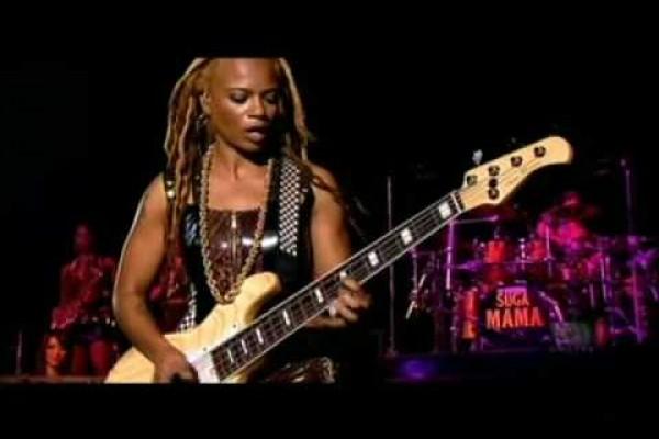 Divinity Roxx Bass Solo