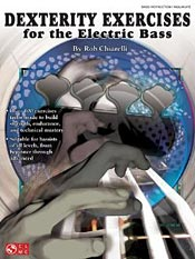 Dexterity Exercises for the Electric Bass