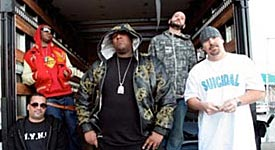 Infectious Grooves to Play Reunion Show