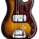 Elvis Bassist Bill Black's 1960 Fender Precision Up For Auction