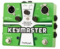 Gear Watch: Pigtronix Keymaster Impedance Matching Effects DI