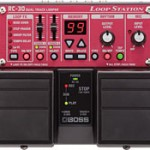 BOSS RC-3 and RC-30 Loop Stations