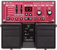 Gear Watch: BOSS RC-3 and RC-30 Loop Stations