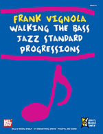Walking the Bass: Jazz Standard Progressions